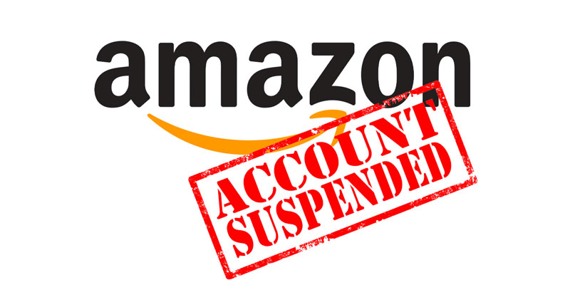 Amazon seller account is suspended, what can I do for it?