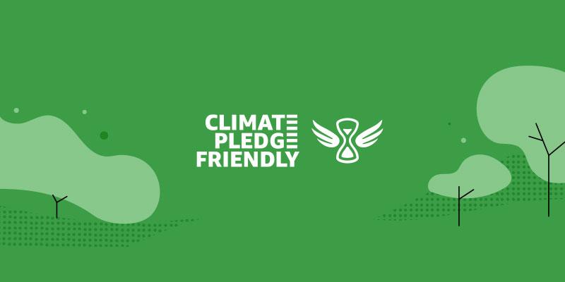 """Amazon launches """"Climate Pledge Friendly"""" program"""