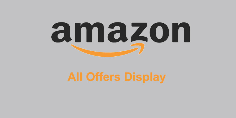 Amazon launches All Offers Display