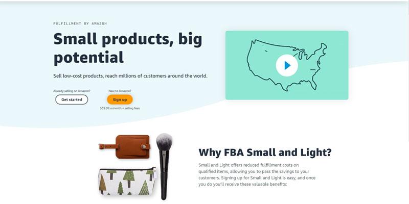 FBA Small and Light Program