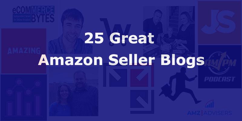 25 Great Amazon Seller Blogs