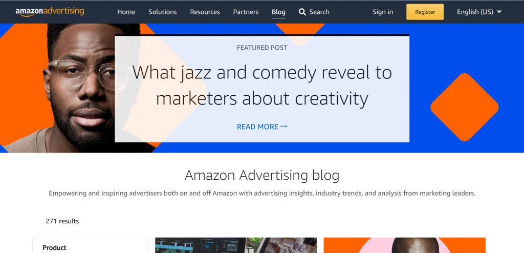 amazon advertising blog