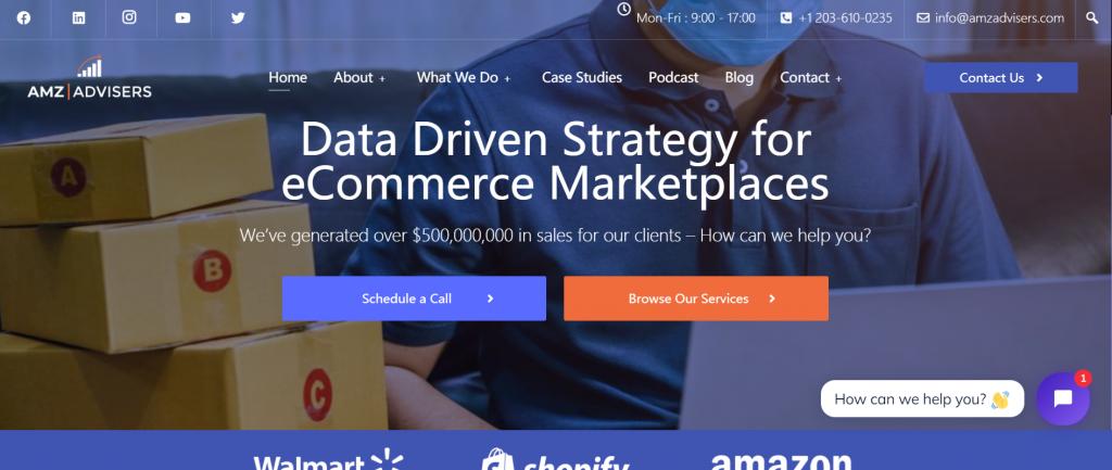 Amazon seller blog-AMZ Advisers