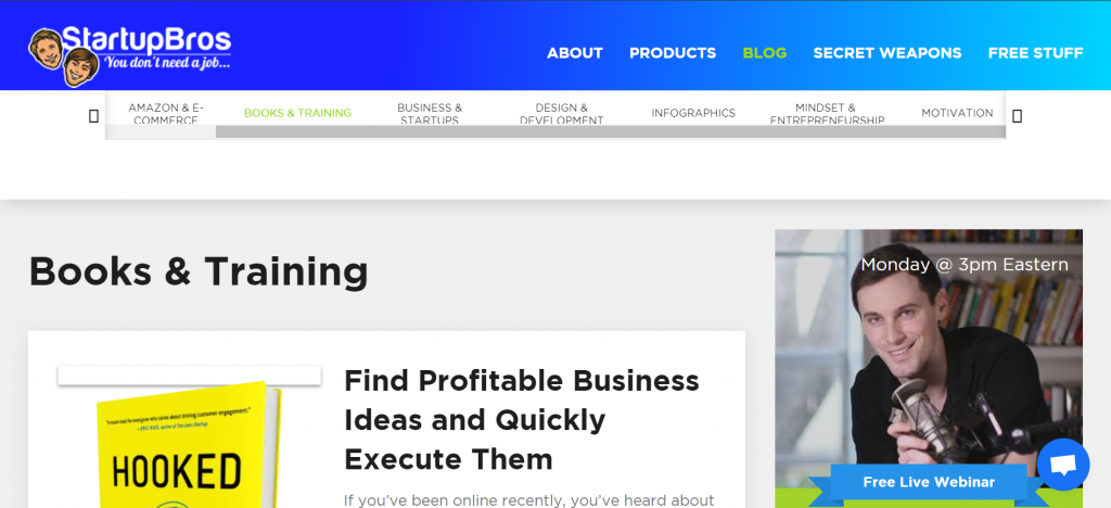 Amazon seller blog-Startup Bros