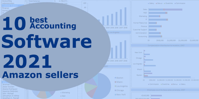 10 best accounting software for Amazon sellers 2021