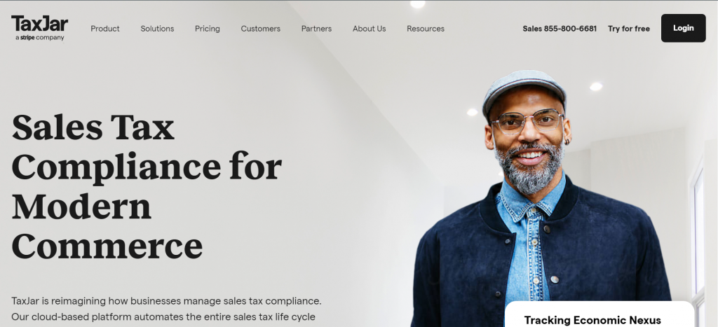 Accounting software- TaxJar